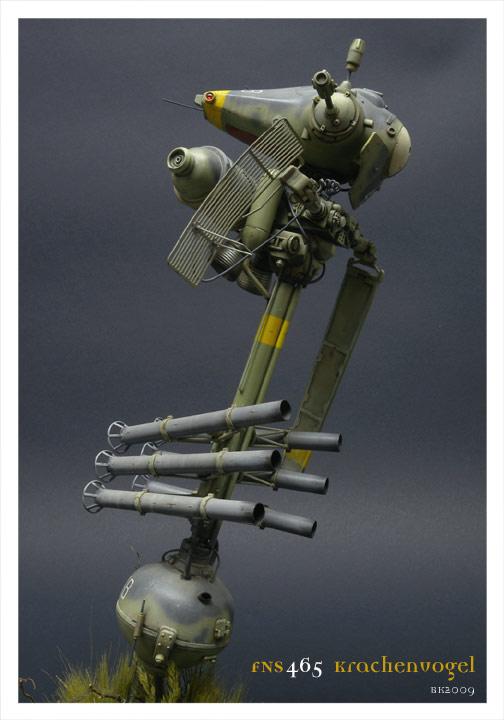 Inspirational Sci-fi Miniature Vehicle Designs - DesignImage